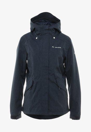 ROSEMOOR - Hardshell jacket - eclipse