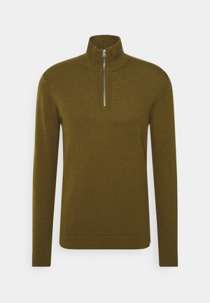 LESNA - Jumper - fir green