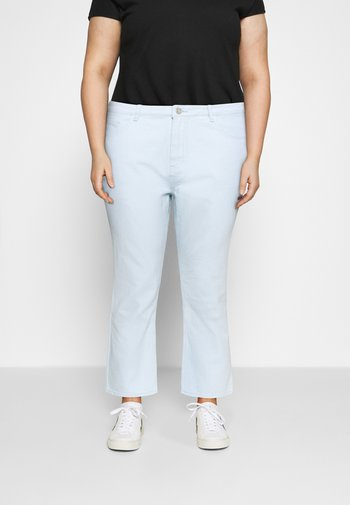 PALE WASH WRATH  - Jeans relaxed fit - blue