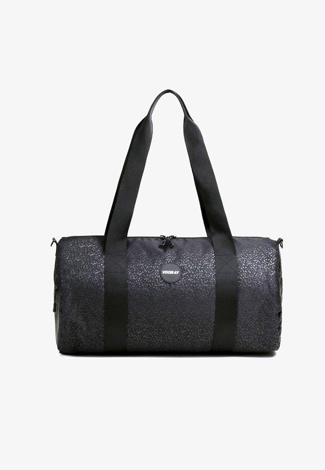 BARREL - Sporttas - black foil