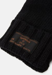 Superdry - STOCKHOLM GLOVE - Sormikkaat - black - 3