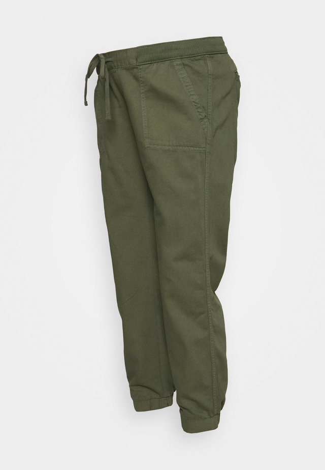 UTILITY - Tracksuit bottoms - greenway