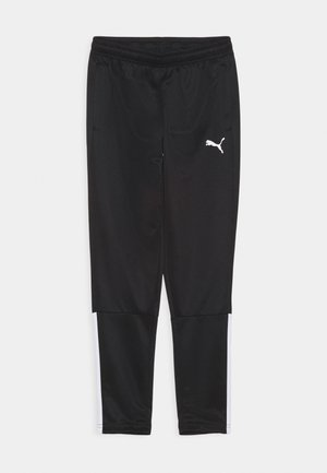 TEAM LIGA TRAINING UNISEX - Tracksuit bottoms - black/white