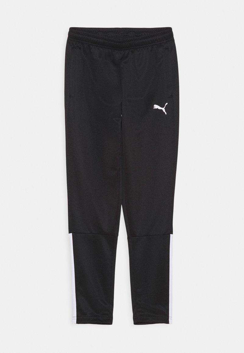 Puma - TEAM LIGA TRAINING UNISEX - Pantalones deportivos - black/white