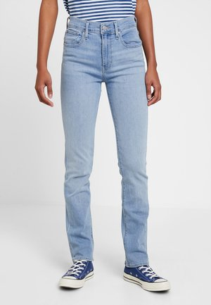 724™ HIGH RISE STRAIGHT - Straight leg jeans - san francisco coast
