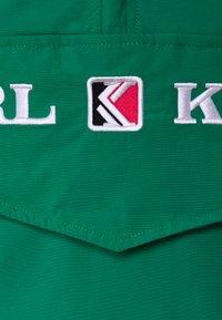 Karl Kani - UNISEX RETRO BLOCK  - Windbreaker - turquoise - 4