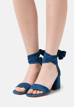 SELENE - Sandals - denim blue