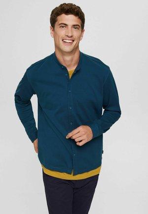 REGULAR FIT - Shirt - petrol blue