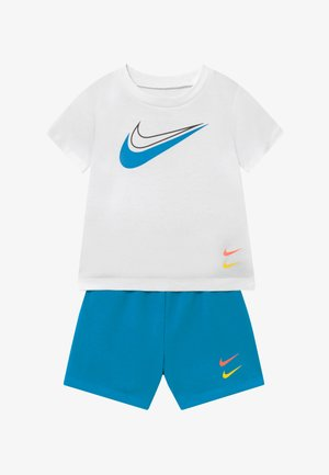 BABY SET  - Trousers - laser blue