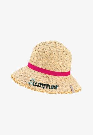 Hat - sandbraun