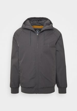 HERNAN - Winter jacket - dark charcoal