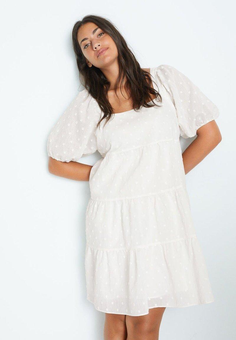 Violeta by Mango - NIEVE - Day dress - weiß