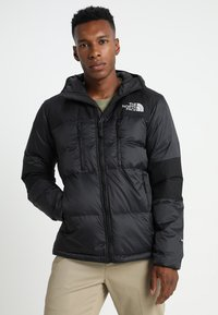 The North Face - HIMALAYAN LIGHT HOODIE - Down jacket - black - 0