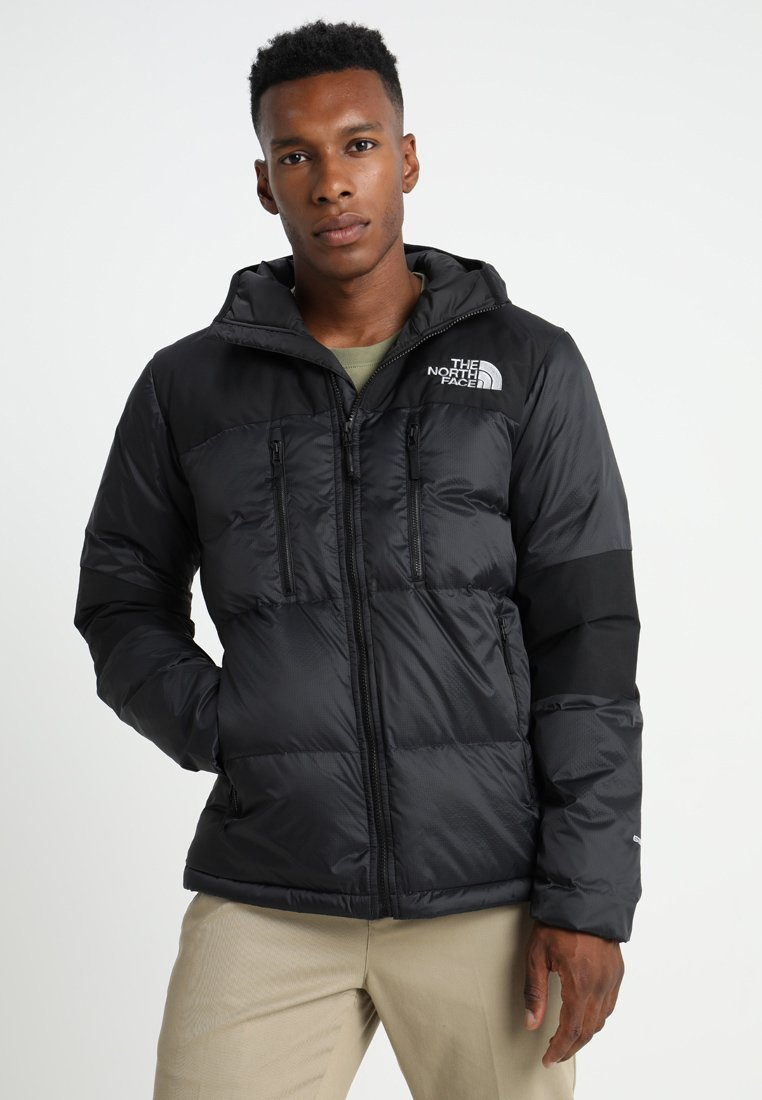 The North Face - HIMALAYAN LIGHT HOODIE - Down jacket - black