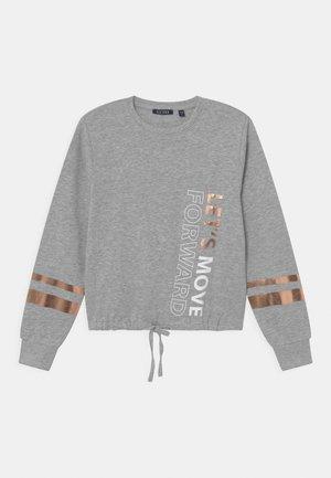 GIRLS  - Sweatshirt - grau