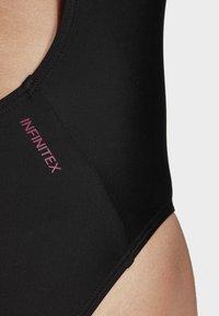 adidas Performance - ATHLY V LOGO SWIMSUIT - Swimsuit - black - 7