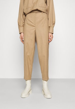PATTY - Trousers - winter camel