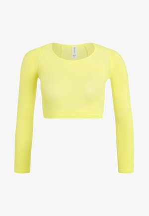 ARM TIGHTS  - Undershirt - hi-yellow