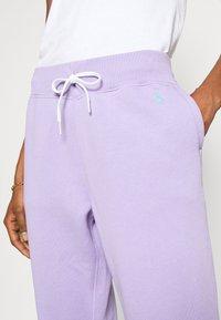 Polo Ralph Lauren - SEASONAL - Tracksuit bottoms - cruise lavendar - 4