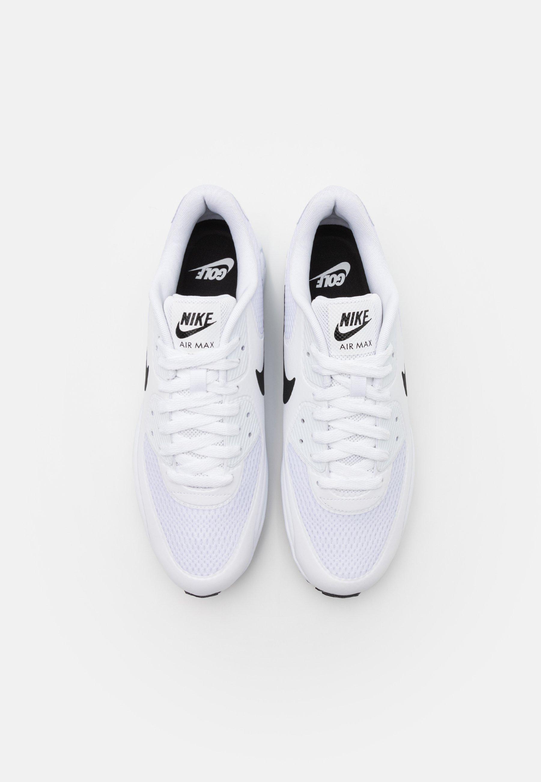 AIR MAX 90 G - Chaussures de golf - white/black