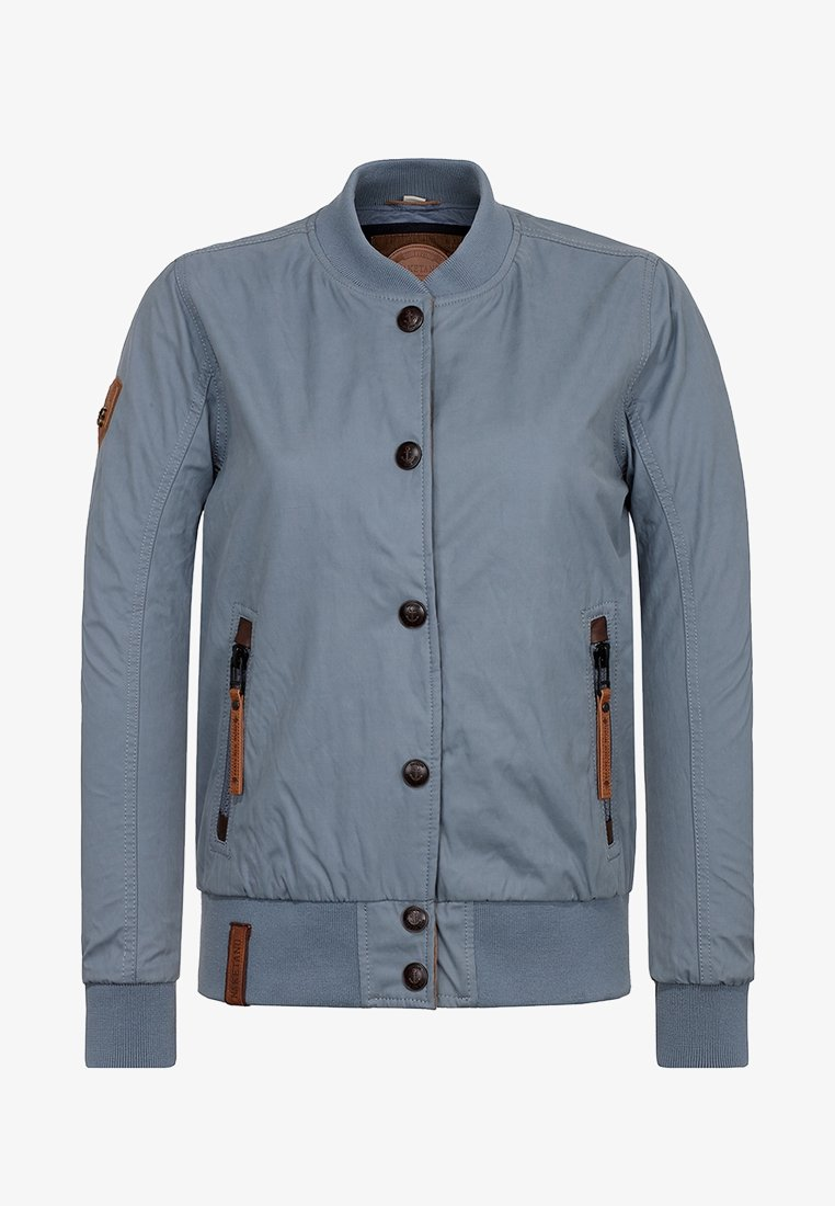 Naketano - Summer jacket - blue-grey