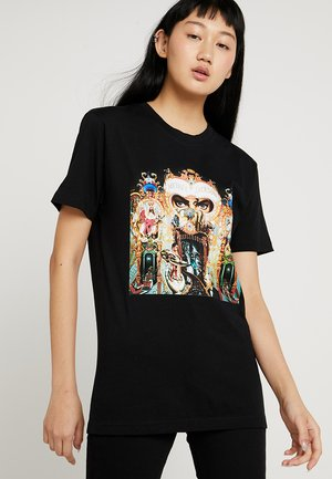 MICHAEL JACKSON DANGEROUS - Print T-shirt - black