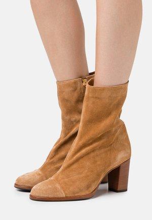 ROSEMARY - Kotníkové boty - light brown