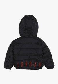 Jordan - HERITAGE PUFFER JACKET - Winter jacket - black - 1