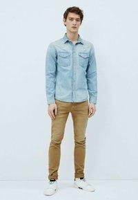 Pepe Jeans - STANLEY - Jeansy Slim Fit - malt - 1