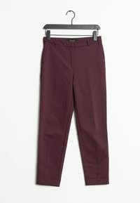 Reserved - Trousers - red - 0