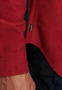 Superdry - Shirt - red moleskin - 2