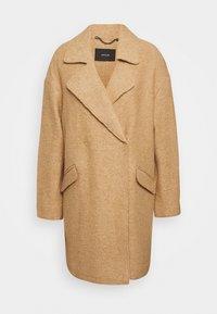 Opus - HALBA - Classic coat - creamy camel - 0