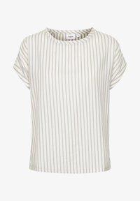 Saint Tropez - Print T-shirt - dapple gray - 4