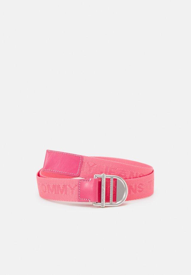 ESSENTIAL BELT - Pásek - pink