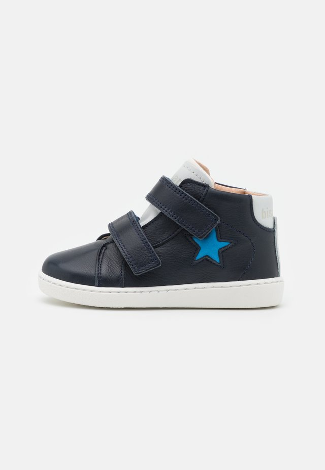 VINCENT UNISEX - Baby shoes - navy