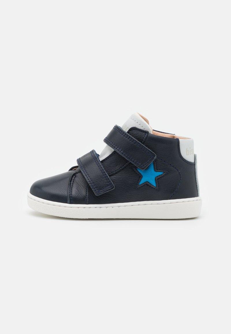 Bisgaard - VINCENT UNISEX - Baby shoes - navy