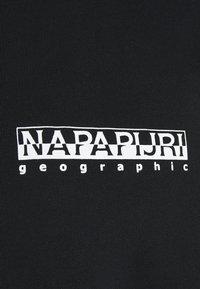 Napapijri The Tribe - YOIK  UNISEX - Felpa - black - 2