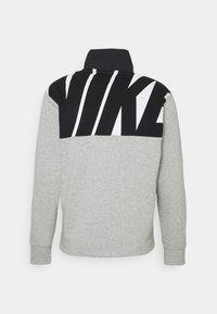 Nike Sportswear - Sweatshirt - grey heather/black - 8