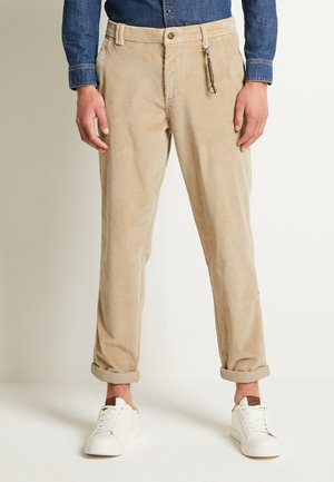 JJIACE JJCORDUROY CROCKERY - Trousers - crockery