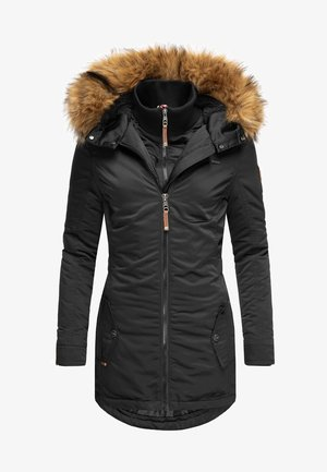 SANAKOO - Winter coat - black