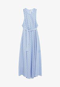 Mango - Maxi dress - blå - 6