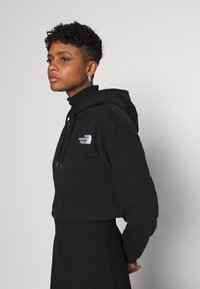 The North Face - TREND CROP DROP HOODIE - Sweatshirt - black - 3