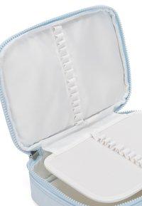 Kipling - 100 PENS - Pencil case - blue mix block - 4