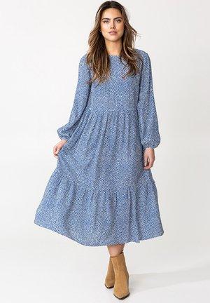 JULIA - Day dress - blue