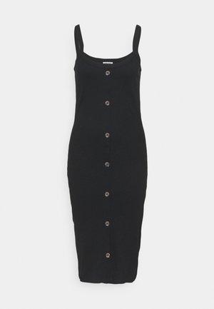 VMHELSINKI DRESS - Etuikjole - black