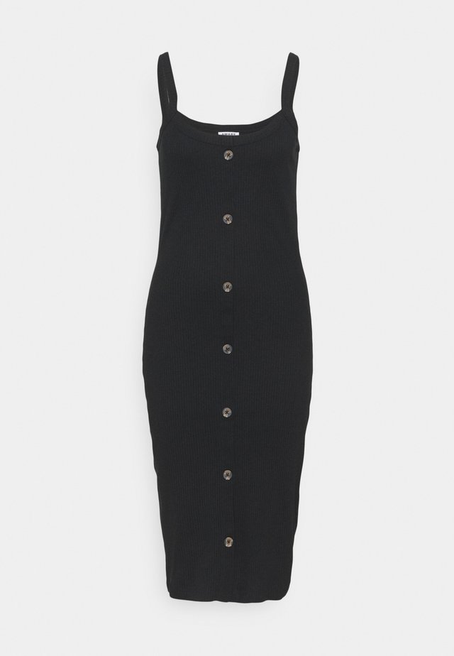 VMHELSINKI DRESS - Shift dress - black