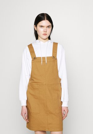 KILAGA DRESS - Day dress - utility brown