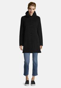 Gil Bret - MIT STEHKRAGEN - Short coat - schwarz - 1