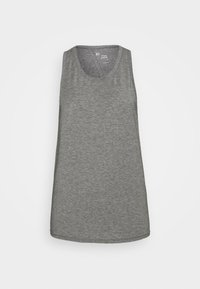 GAP - TIE BACK TANK NON HOT - Camiseta de deporte - heather grey - 4