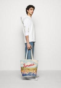 Fiorucci - TOTE BAG UNISEX - Handbag - multi - 0